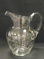 Üveg kancsó- 1,3L