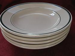 5 db GRÁNIT tányér