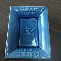 Rég francia GAULOISES kerámia bisztró tálka