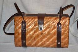 Bambusz váll táska  ( DBZ 0025 )