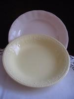 2 db. Gránit tányér