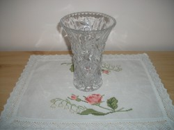 Kristály váza