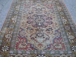 Antik Panderma ritka,értékes kézi csomózású gyapjú szőnyeg eladó 205cmx142cm