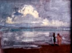 Pólya Tibor (1886-1937): Balaton parton