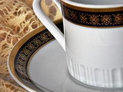 Kahla porcelán teás, kávés szett, csésze