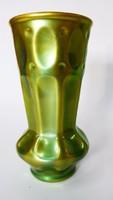 Zsolnay eozinmázas váza