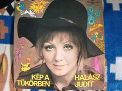 Halász Judit: Kép a tükörben LP bakelit lemez