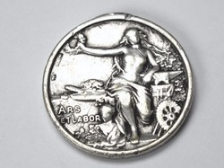 Farchemia, olasz ezüst emlékérme 1962-1987