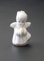 Porcelán angyalka