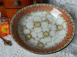 Kaneto Japán kézzel festett porcelán tál, kínáló