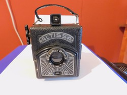 ALTISSA antik fényképezőgép