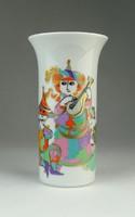 0P380 Rosenthal studio linie porcelán váza 12 cm