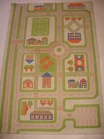 Pasztell színű szőnyeg