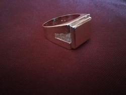 Arany pecsétgyűrű  10.5 gramm