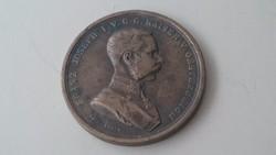 Ferencz József bronz medál