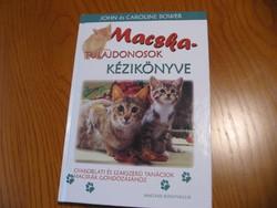 Macska- tulajdonosok kézikönyve