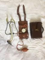 Vérnyomás mérő kis táskában