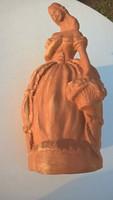 Kerámia szobor (Berki)