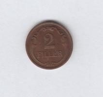 2 Fillér 1939 (0044)