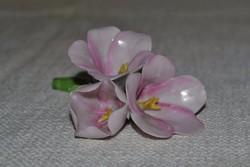 Herendi hármas virág