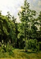 Pór Bertalan ( 1880-1964): Erdő széle