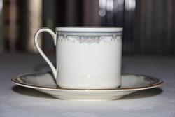Royal Doulton 'Albany' kávés csésze alátéttel