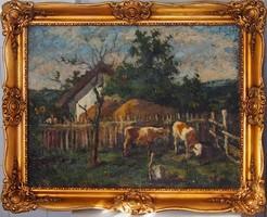 Victorin festmény