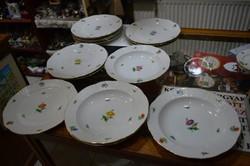 Ó herendi tányérok