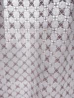 Régi rózsaszínű csipke függöny lányszobába