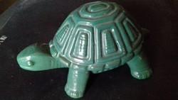 Ritka!!! Zsolnay teknősbéka!