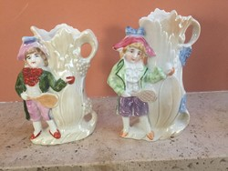 Ibolya váza pár