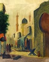 AE57 Bácskai István : Tunisz 1930