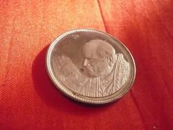 Pápa emlékérem 1982.