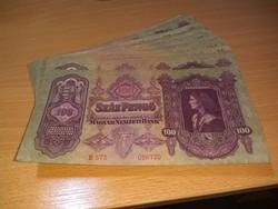 1930 100 pengő!