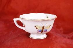 Viktória mintás Herendi kávéscsésze