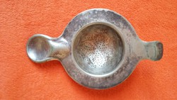 Alpakka teaszűrő (Hermann)