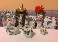 Szép porcelán gyűjtemény