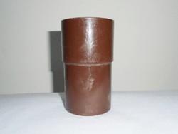 Retro műanyag pohár - GDR NDK Keletnémet gyártmány