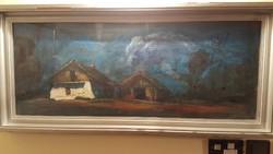 Bozsó János: Géróék tanyája