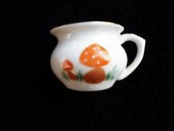 Aquincumi szerencsehozó gombás mini csésze