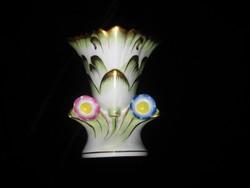 Herendi régi kis váza ,hibátlan  13cm