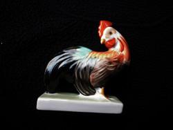 Gyönyörűen festett Aqincumi kakas