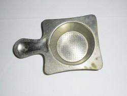 Alpakka teaszűrő tea szűrő - jelzett WELLNER alpacca