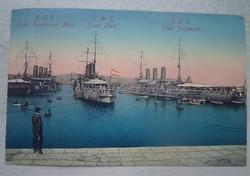 SMS Erzherzog Ferdinand Max és testvérhajói.