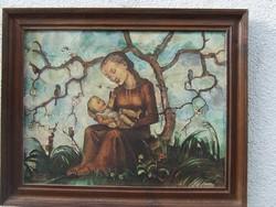 Anya gyereke lemezen