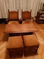 Koloniál bútor szett