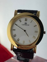 Lorenz kvarc szerkezetű NOS svájci óra