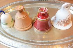 Porcelán és kerámia csengők 800.-Ft/db