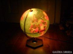 Földgömb / világítós /