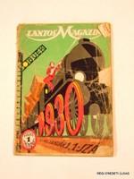 ÚJSÁG RITKASÁG! LANTOS MAGAZIN 1929 április 1 RÉGI EREDETI MAGYAR ÚJSÁG 1469